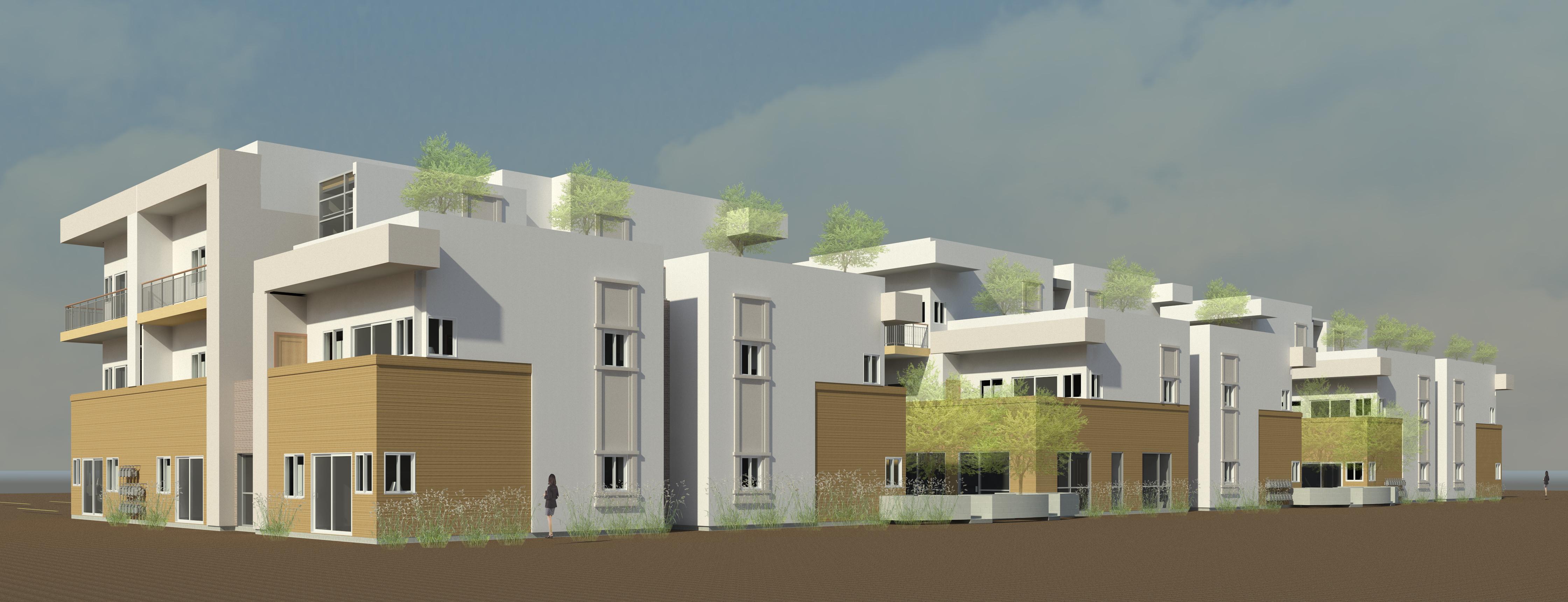 New Development Provo City Housing Authority